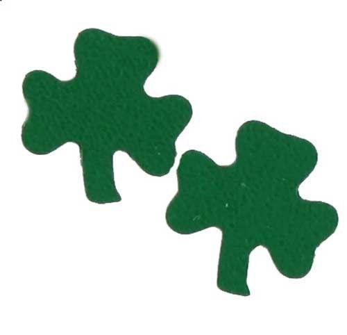 "Confetti Shamrock 3/8"" Green - As low as $1.81 per 1/2 oz. FREE SHIP - $3.95 - $28.70"
