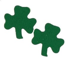 "Confetti Shamrock 3/8"" Green - As low as $1.81 per 1/2 oz. FREE SHIP - $3.95+"