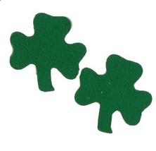"Confetti Shamrock 3/8"" Green - As low as $1.81 per 1/2 oz. FREE SHIP - £3.12 GBP+"