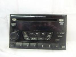 95-02 Nissan Altima Frontier Xterra Pathfinder Radio Face Plate & Knob  ... - $15.59