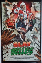 Barry Bostwick, Krista Dlebe, Hannah Wagner in Slay Belles Movie Poster ... - $3.95