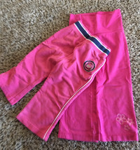 * Lot Of Two Girls Pants Size 18 Months - $7.69