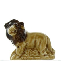 Wade Whimsies Red Rose Tea Canadian Series 1 Lion
