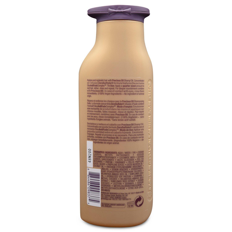 Pureology preciousoil shampoo 8375  1