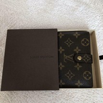 Louis Vuitton monogram Bi-Fold Wallet - japan - $341.55