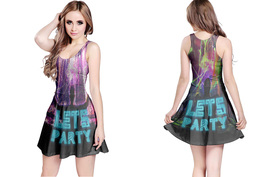 DJ Music Reversible Dress - $21.99+