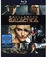 Battlestar Galactica: The Plan [Blu-ray]  - $3.95