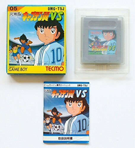 Nintendo Captain Tsubasa VS Game Boy FREE shipping Worldwide