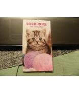 """5#P    2020-2021 Cute Kitten 2 Year  Pocket Planner Calendar 6"""" x 3.5"""" - $4.94"""