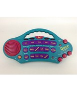 90s Toy Music Electronic Musical Dance Studio Toy w Batteries Vintage 19... - $22.23