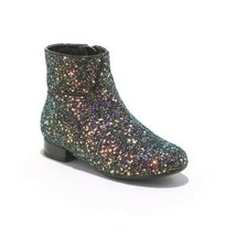 Art Class Shoes Girls' Black Pink MultiColor Lexi Glitter Fashion Ankle Boots image 1