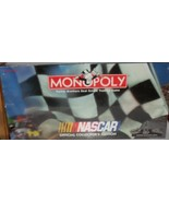 Hasbro Monopoly Game Nascar USAopoly Edition 1997 Parker Bros Pewter Tokens - $27.77