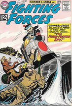 Our Fighting Forces Comic Book #72 Gunner and Sarge, DC 1962 FINE+/VERY FINE- - $43.46