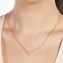 Bertha Sophia 18k RG Plated Necklace image 2