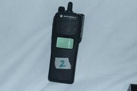 Motorola 2-Way Radio SX700 SX710 KEAD-199 Desk Base Charger SX700C KEBT-072 -A