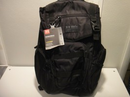 Under Armour Unisex Strom Coalition 2.0 BackPack Charged Tricot Lined  Black  - $70.08