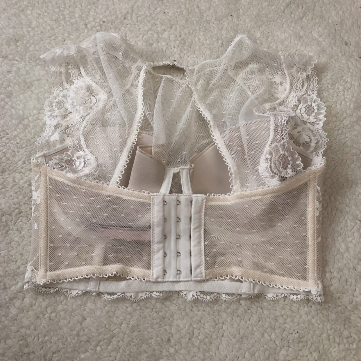 79c161857b1e5 Victoria Secret Dream Angel Lace Bralette and 50 similar items