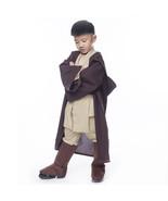 Star Wars Obi Wan Kenobi Jedi Knight Halloween Cosplay Costume Outfit Ki... - $23.15