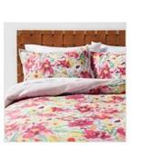 Opalhouse Bogaterra Floral Duvet Cover Set Twin Xl Reversible New Opal H... - $39.59