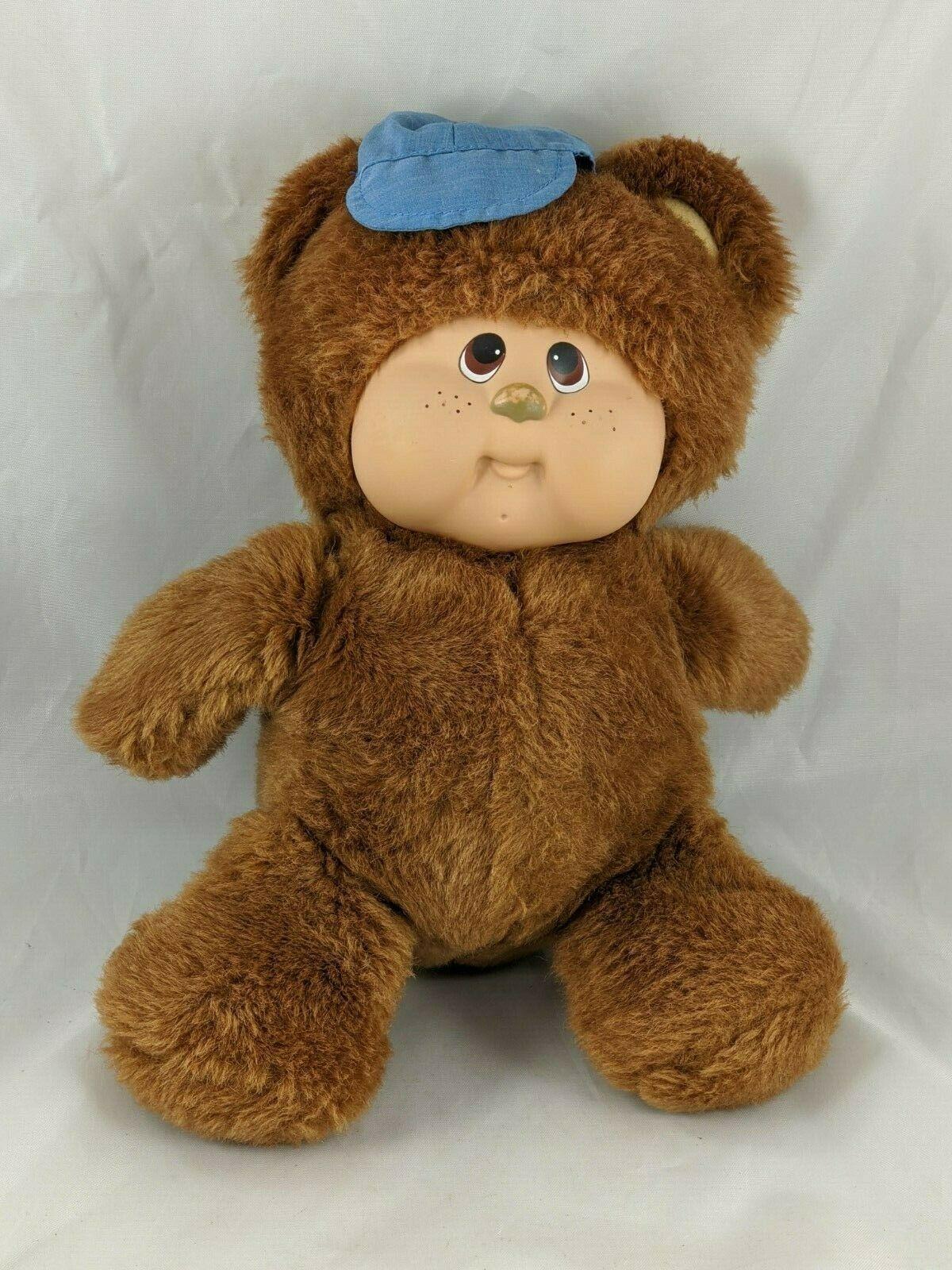 1980s Hasbro Softies MUNCHER THE RABBIT Plush