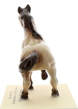 Hagen-Renaker Miniature Ceramic Horse Figurine Buckskin Mare with Leg Up image 4