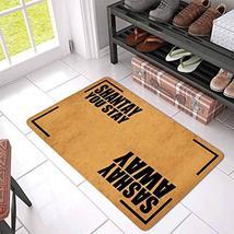 DoubleJun Sashay Away Shantay You Stay Floor Rug Indoor/Front Door Mats Home Dec image 4