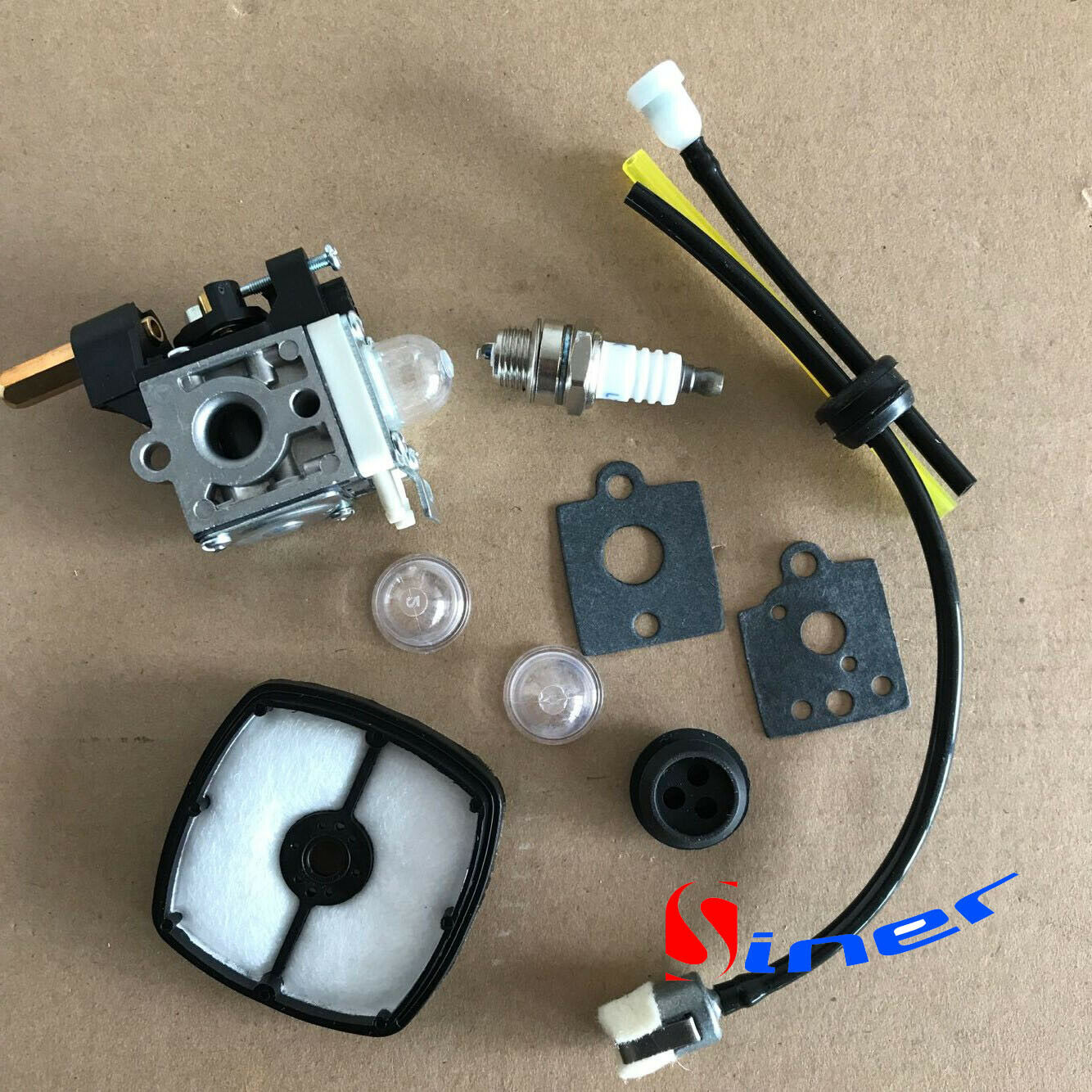 Primary image for Carburetor Carb For RB-K70 RB-K70A ECHO SRM200 SRM201 SRM230 SRM210 trimmer