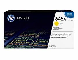 HP 645A Toner Cartridge, Yellow - 1-pack C9732A - $269.99