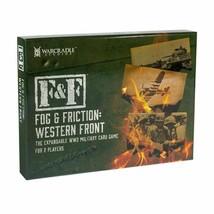 Warcradle Studios - Fog & Friction Card Game   -=NEW=- - $31.95