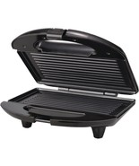 Brentwood Appliances TS-246 Nonstick Panini Press & Sandwich Maker (Black) - $33.28