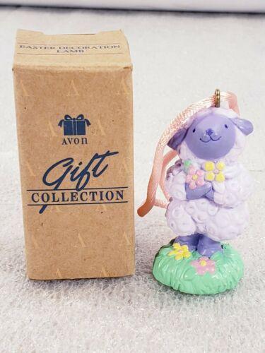 4 Avon Springtime Cuties Decor 2 Bunny Lamb Chic