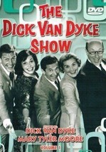 THE DICK VAN DYKE SHOW Vol 1 (DVD) Mary Tyler Moore NEW! Sealed Three Ep... - $2.96