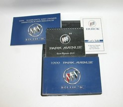 1999 Buick Park Avenue Factory Original Owners Manual Book Portfolio #15 - $17.77