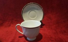 Wedgwood Royal Lapis Cup and Saucer - $10.88