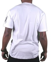 In4mation Hawaii Mens White Come and Get it Fearless Lady Killer T-Shirt NWT image 2
