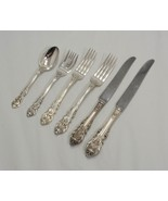 Sir Christopher Sterling Silver 6 Piece Place Setting - No Monogram - $370.00