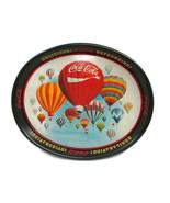 Coca-Cola 7th Annual Collectors Convention Commemorative Tray Oval Exhil... - $14.85