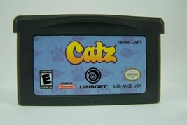 Catz (Nintendo Game Boy Advance, 2006) - $5.93
