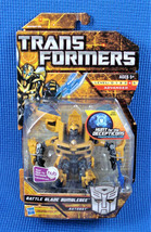 Hasbro 2009 Transformers BATTLE BLADE BUMBLEBEE AUTOBOT Advanced Camaro - $56.06