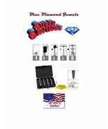 4Pcs EZ Out Screw Extractor Drill Bits GENERIC Speedout USA Seller FAST ... - $7.99