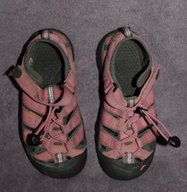 Keen H2 Waterproof Sandals Light Pink Youth Size 1 GUC - $14.95