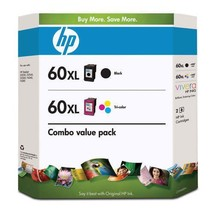 HP 60XL Black/60XL Color Club Combo Pack - $90.92