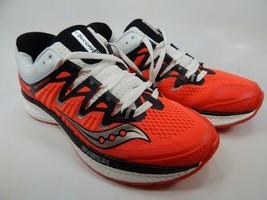 Saucony Triumph ISO 4 Size US 8 M (B) EU 39 Women's Running Shoes Gray S10413-2