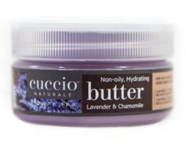 Cuccio Naturale Butter Blend,  Lavender & Chamomile   8oz (226g)