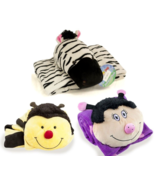 My Pillow Pets Character Fleece Childrens Throw    3 Types Available    ... - $10.23