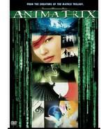 Animatrix (DVD, 2003, Widescreen)- Region 1 - £7.08 GBP