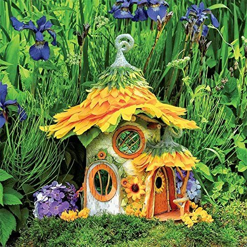 Primary image for Fairy Houses - Sunflower Cottage Puzzle - 300 Pieces