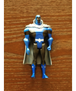 Justice League Unlimited Obsidian Figure - $9.00