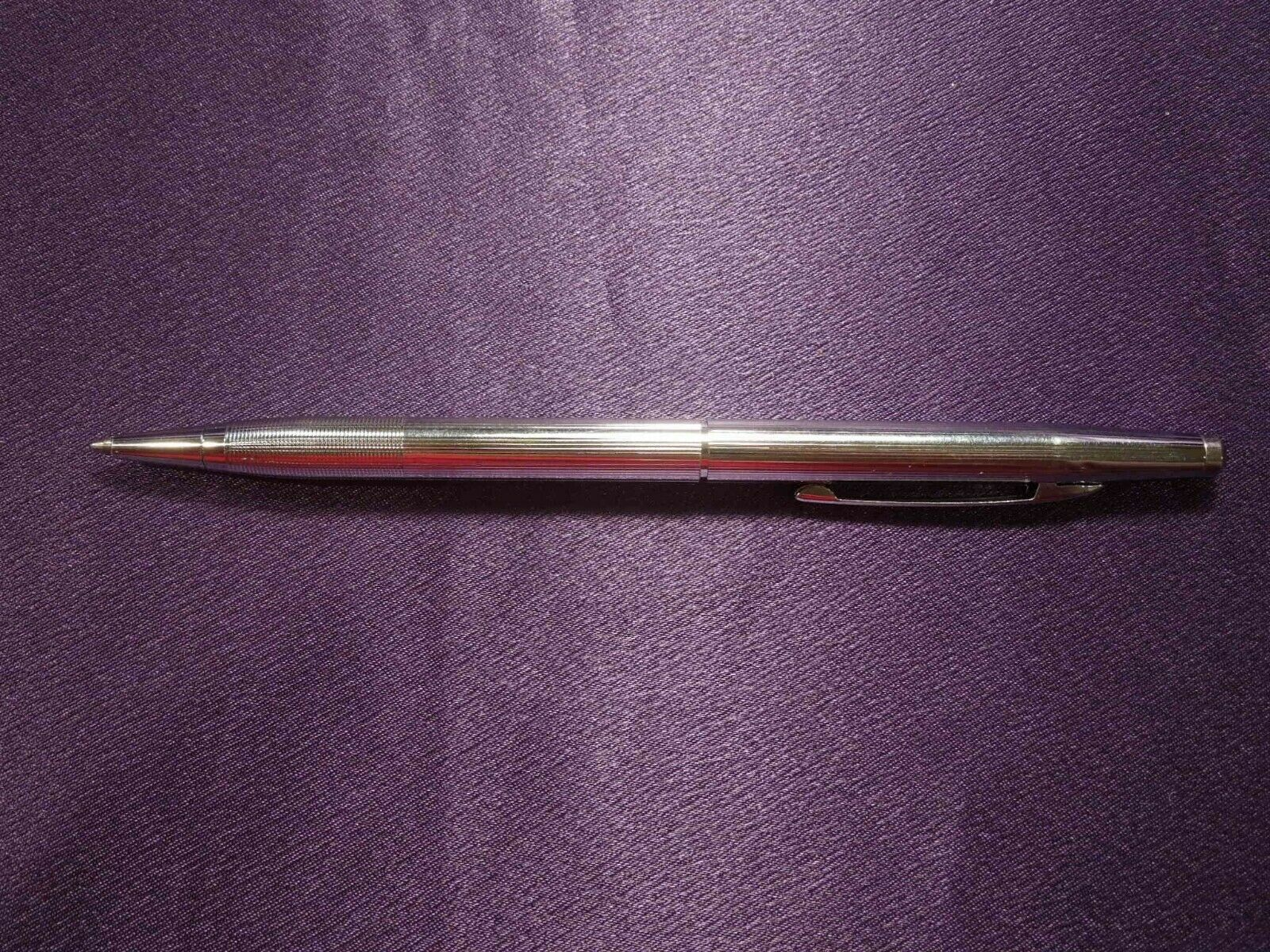 Vintage Cross Writing Instrument Pen W/ Box  image 4
