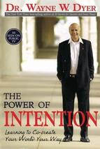 The Power of Intention [Paperback] Dyer, Wayne W. Dr. image 1